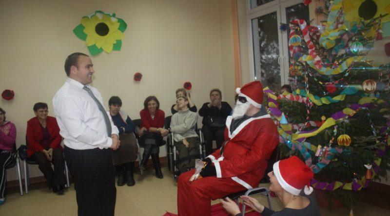 Spotkanie z Mikołajem 2011