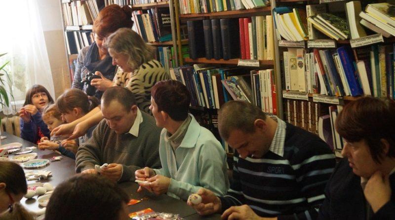 Warsztaty w Bibliotece