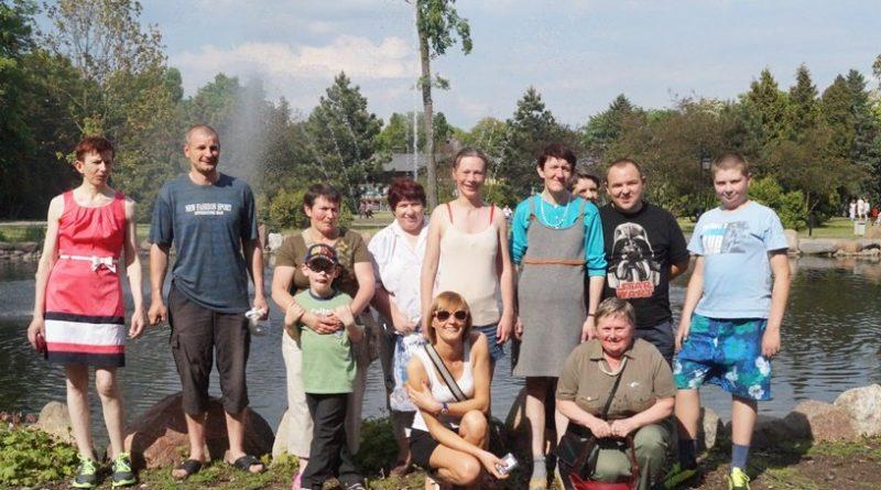 Turnus rehabilitacyjny 2014 w Ciechocinku