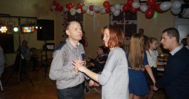 Uczestnicy na IX Balu Walentynkowym
