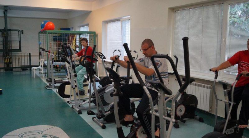 Turnus rehabilitacyjny 2015 w Ciechocinku