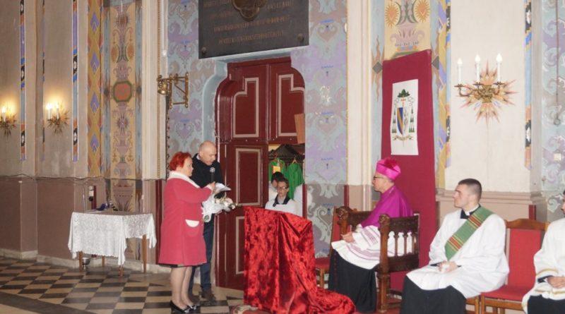 Jego Ekscelencja Ksiądz Biskup