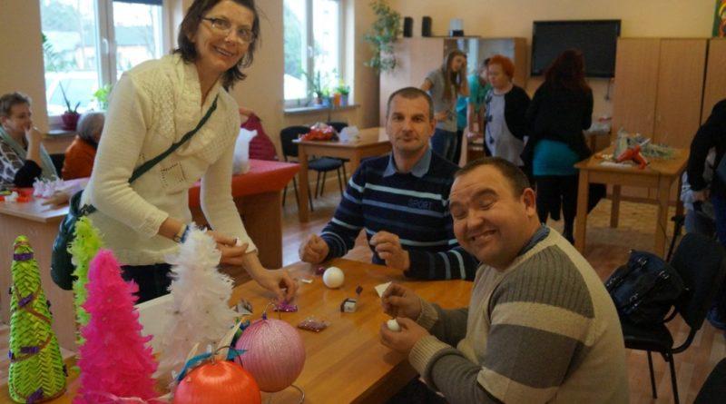 Warsztaty świąteczne w GOK