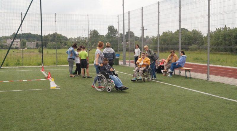 III Powiatowa Spartakiada Osób Niepełnosprawnych