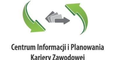 Logo Centrum Informacji i Planowania Kariery Zawodowej