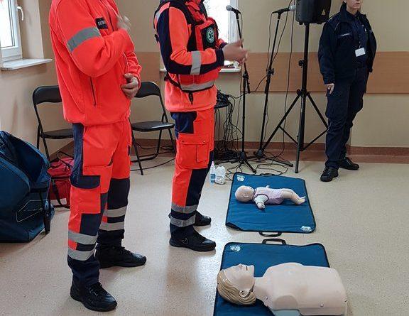 Kurs udzielania pierwszej pomocy