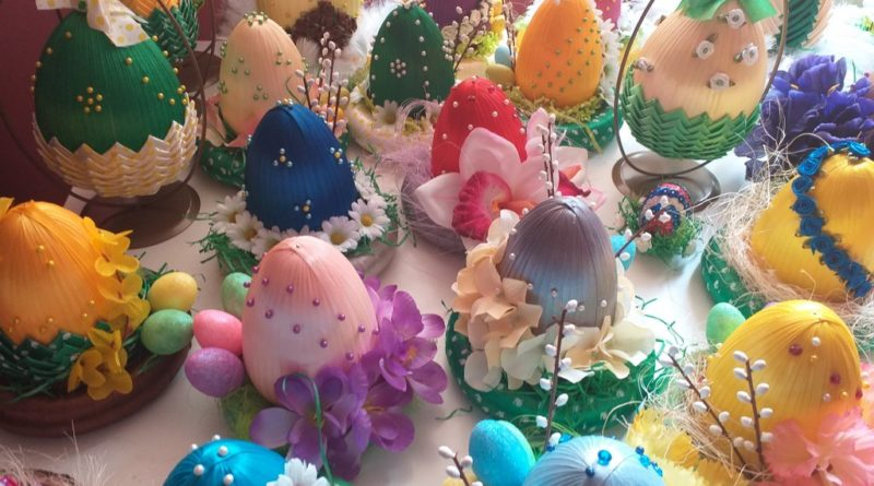 Wielkanocny zawrót głowy