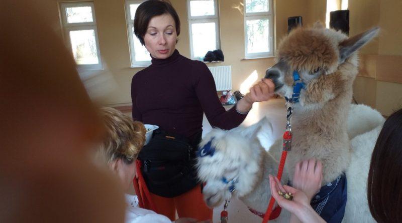 Zwierzęcy terapeuci ponownie w naszym Domu