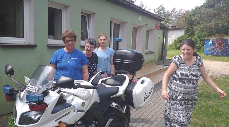 Policyjne motocykle