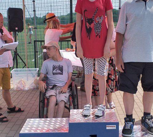 VI Powiatowa Spartakiada Osób Niepełnosprawnych