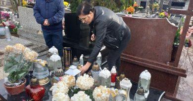Pamiętamy o bliskich zmarłych