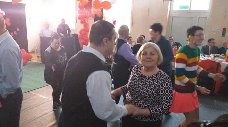 Na Balu Walentynkowym w Gminie Olszewo-Borki