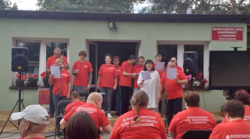 Dzień Otwarty w Środowiskowym Dom Samopomocy w Czarnowie