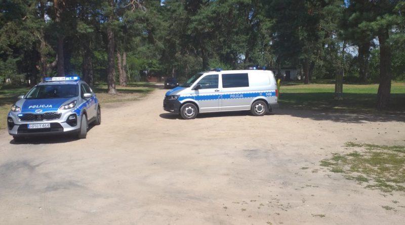 Pokaz Policji w ŚDS W Czarnowie