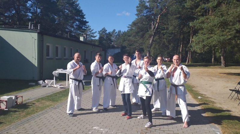 Pokaz Karate dla Uczestników Domu