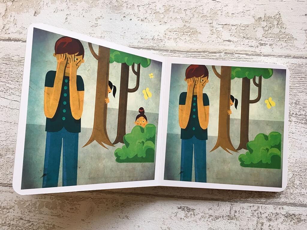 Książeczka z ilustracjami